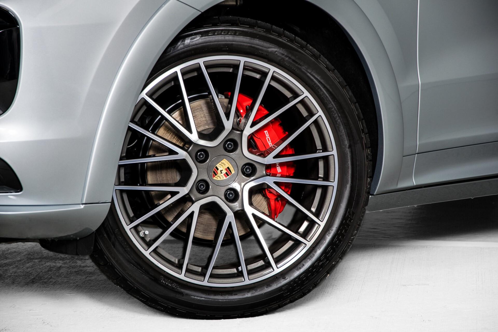 Porsche Cayenne 3.0 E-Hybrid Sport Design Luchtvering/Panorama/Adaptieve stoelen Aut8 Foto 57