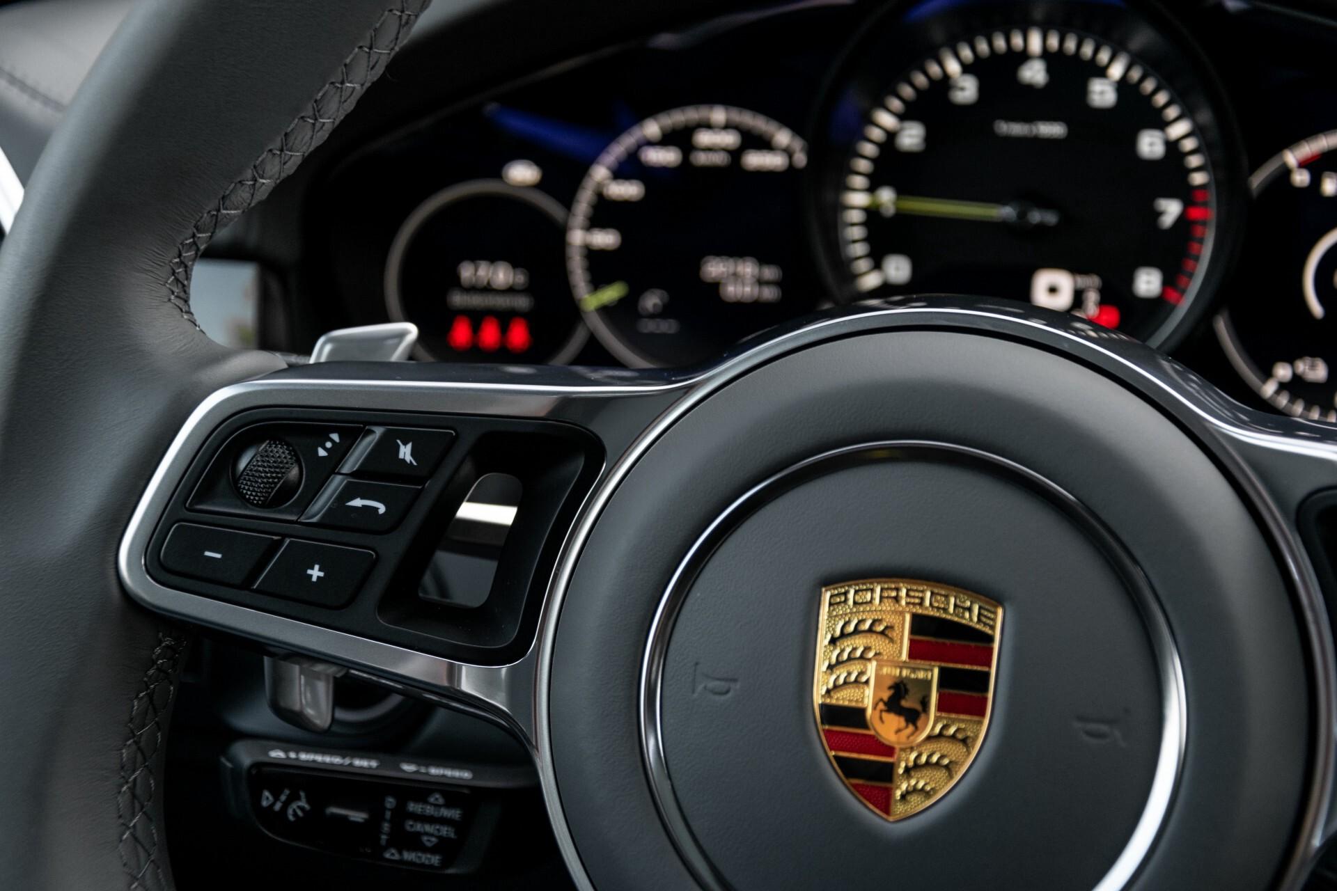 Porsche Cayenne 3.0 E-Hybrid Sport Design Luchtvering/Panorama/Adaptieve stoelen Aut8 Foto 9