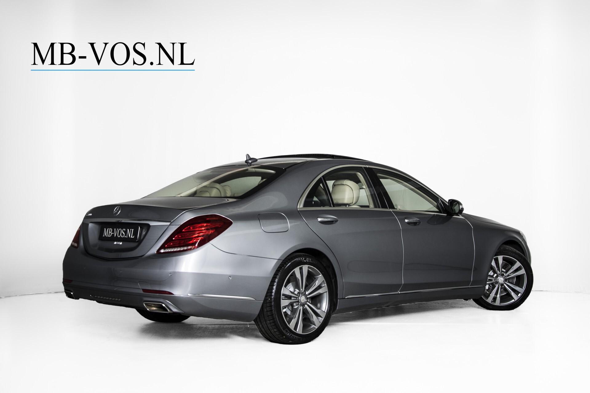 Mercedes-Benz S-Klasse 500 Massage/Rij-assistentie/Keyless/Stoelkoeling/Trekhaak/Pano Aut7 Foto 2