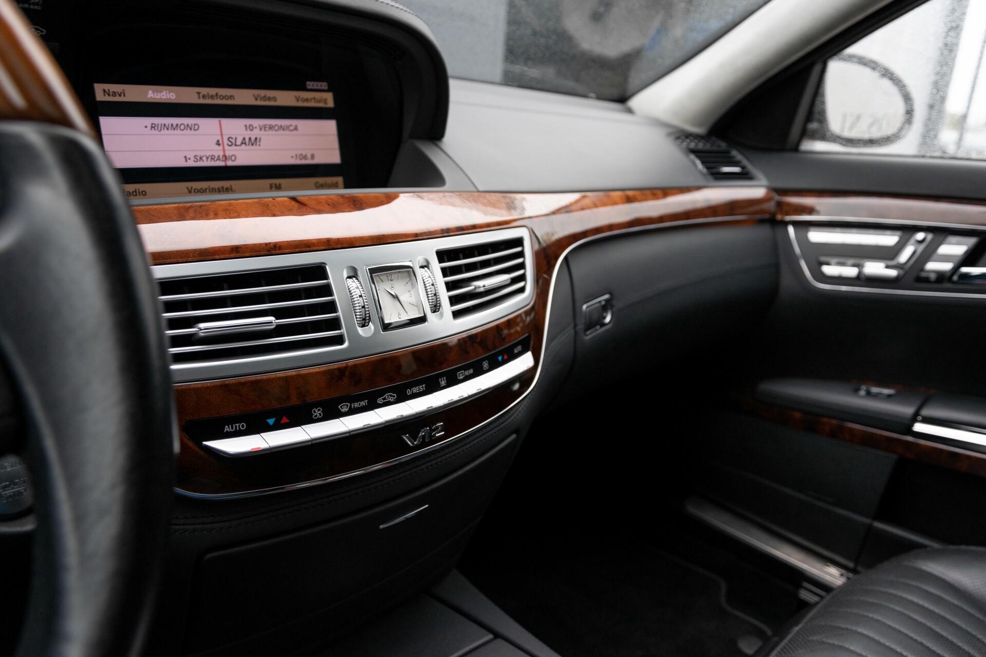 Mercedes-Benz S-Klasse 600 Lang 65 AMG Bi-Turbo Prestige Plus Aut5 Foto 51