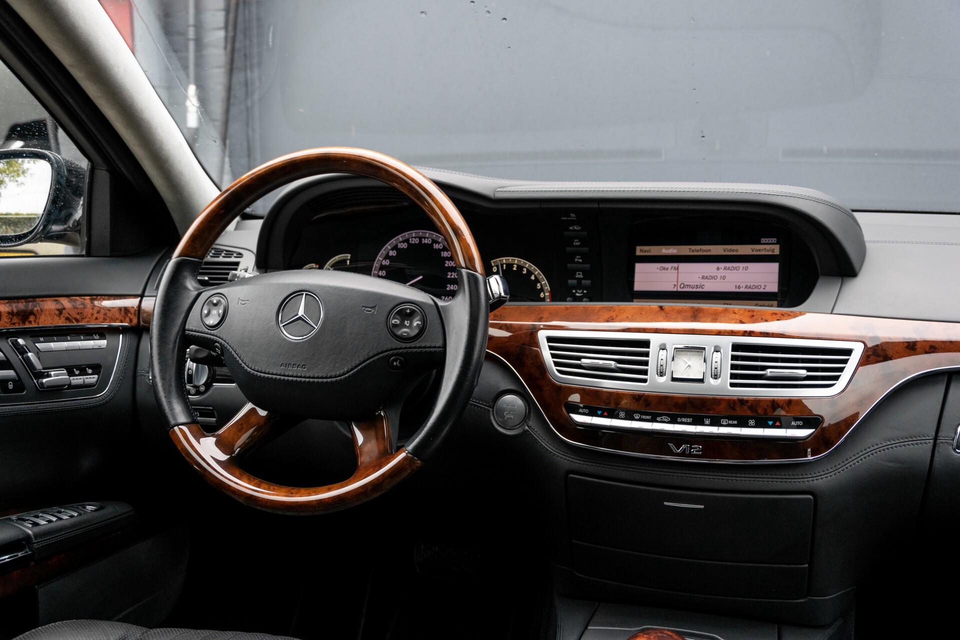 Mercedes-Benz S-Klasse 600 Lang 65 AMG Bi-Turbo Prestige Plus Aut5 Foto 7