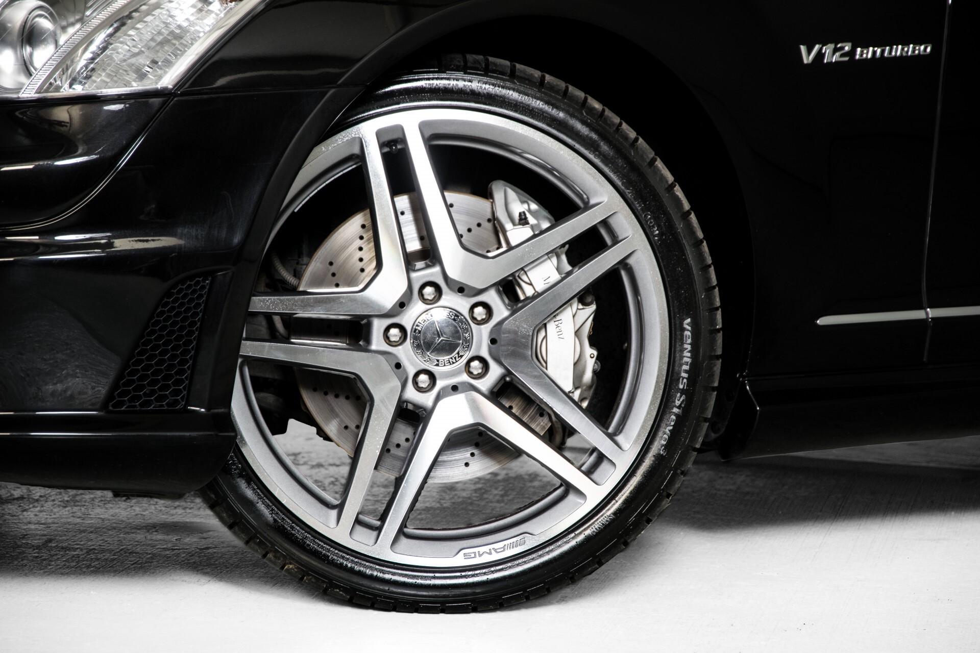 Mercedes-Benz S-Klasse 600 Lang 65 AMG Bi-Turbo Prestige Plus Aut5 Foto 70