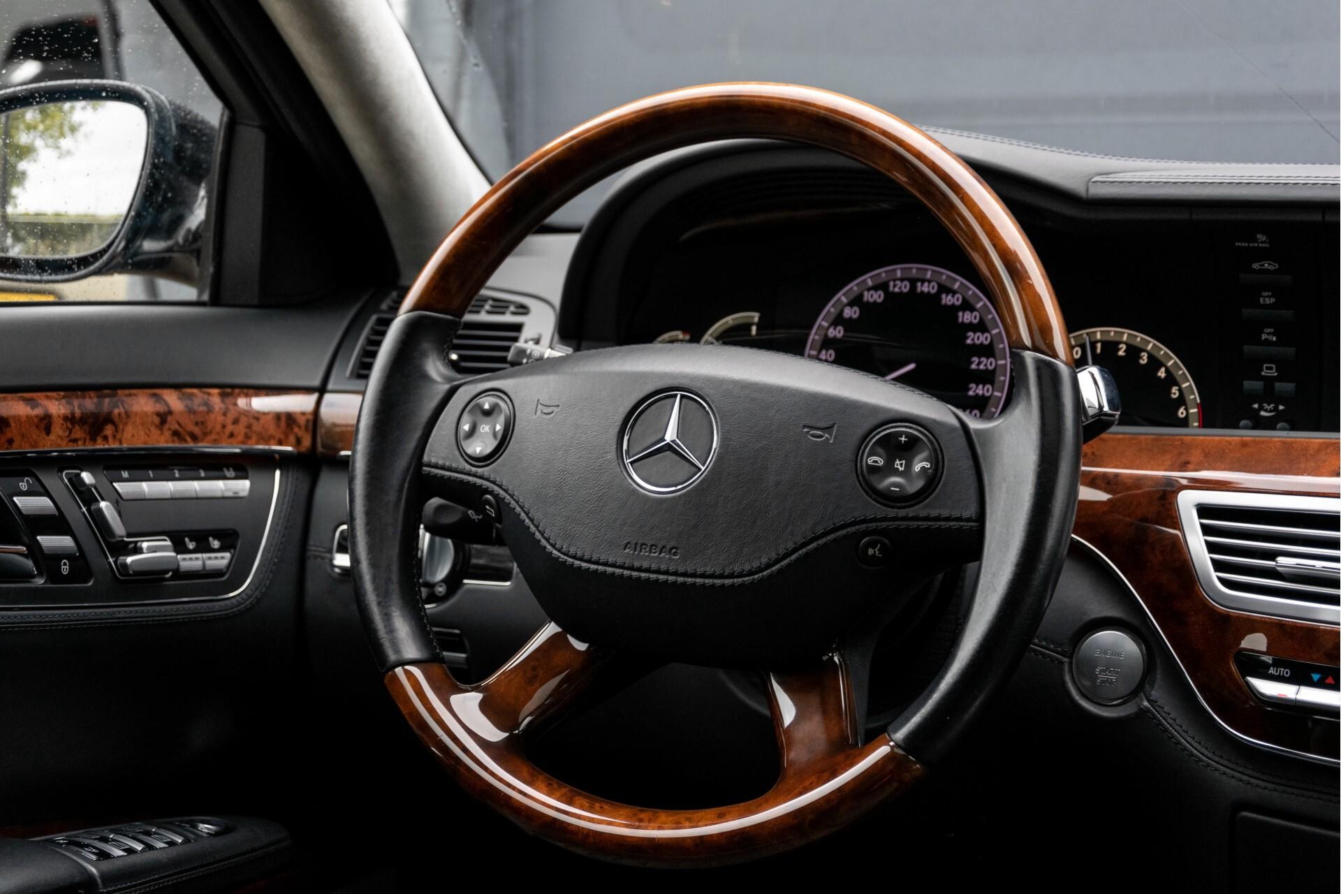 Mercedes-Benz S-Klasse 600 Lang 65 AMG Bi-Turbo Prestige Plus Aut5 Foto 8