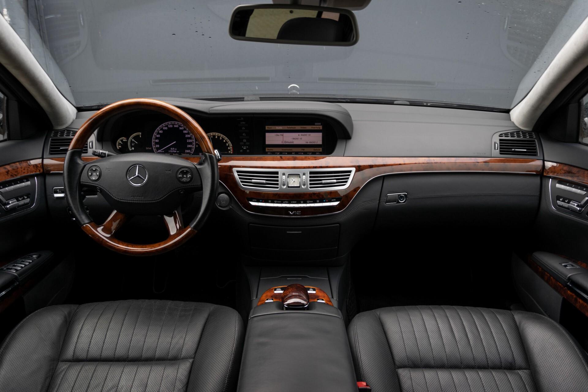 Mercedes-Benz S-Klasse 600 Lang 65 AMG Bi-Turbo Prestige Plus Aut5 Foto 9