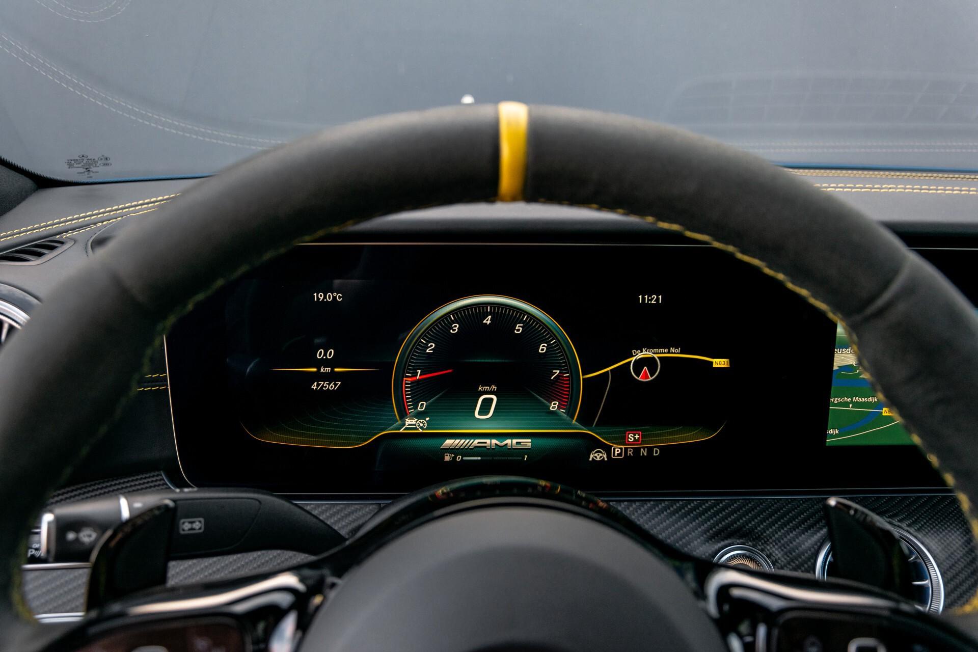 Mercedes-Benz AMG GT 4-Door Coupe 63 S 4MATIC+ Edition 1 Keramisch/Carbon/First Class/Dynamic Plus/Burmester High End 3D Aut9 Foto 14