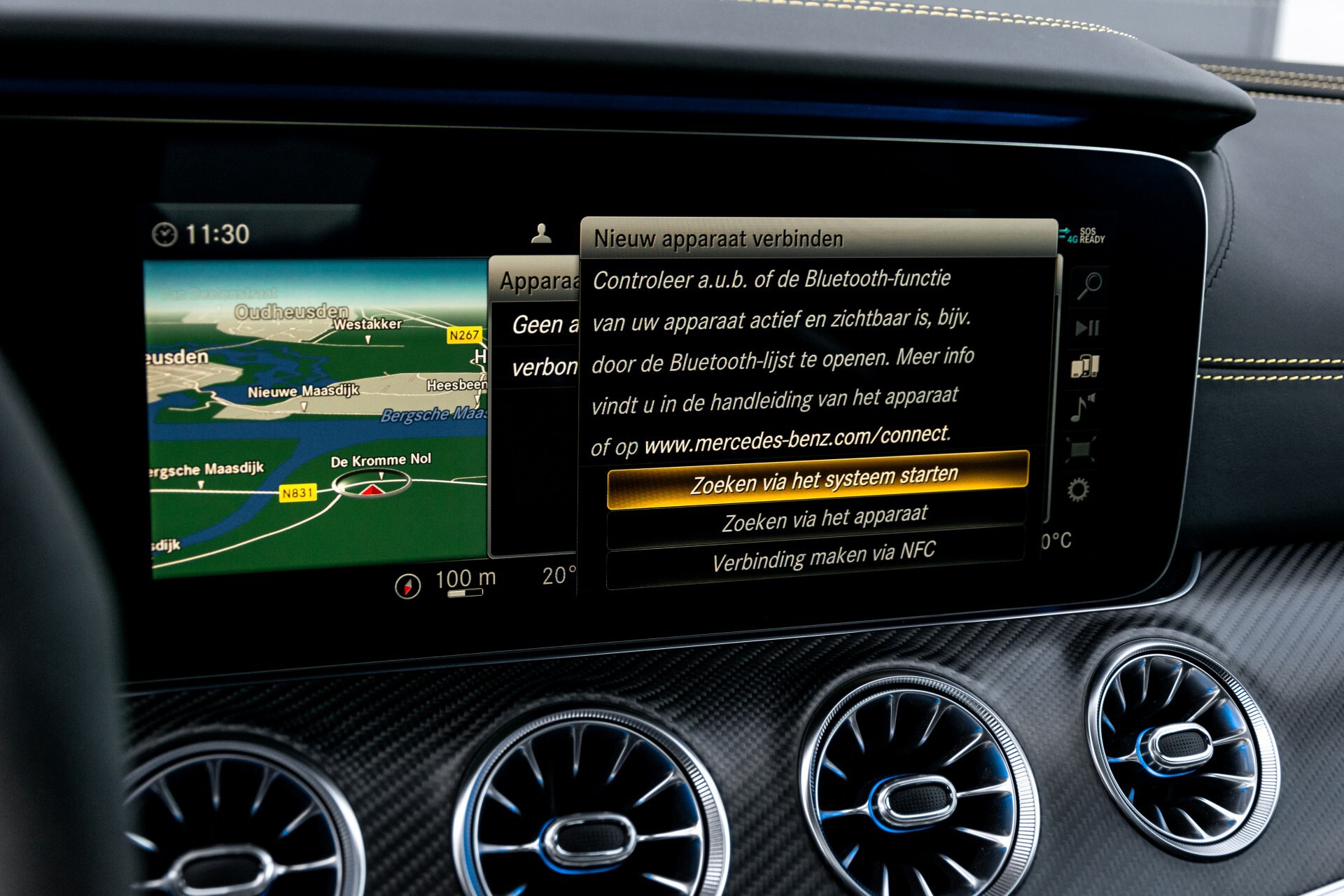 Mercedes-Benz AMG GT 4-Door Coupe 63 S 4MATIC+ Edition 1 Keramisch/Carbon/First Class/Dynamic Plus/Burmester High End 3D Aut9 Foto 23