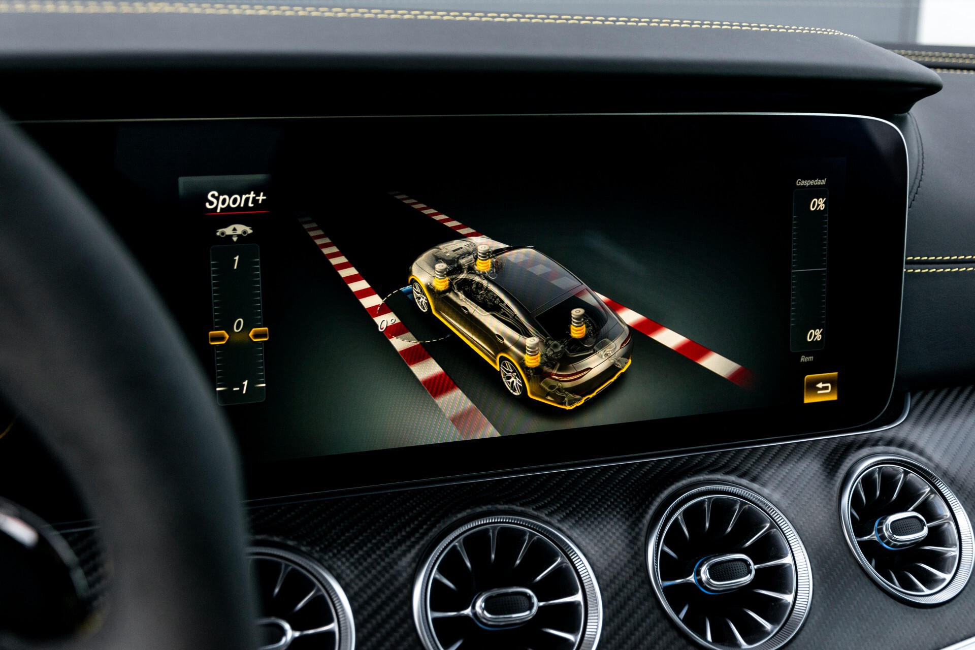 Mercedes-Benz AMG GT 4-Door Coupe 63 S 4MATIC+ Edition 1 Keramisch/Carbon/First Class/Dynamic Plus/Burmester High End 3D Aut9 Foto 37