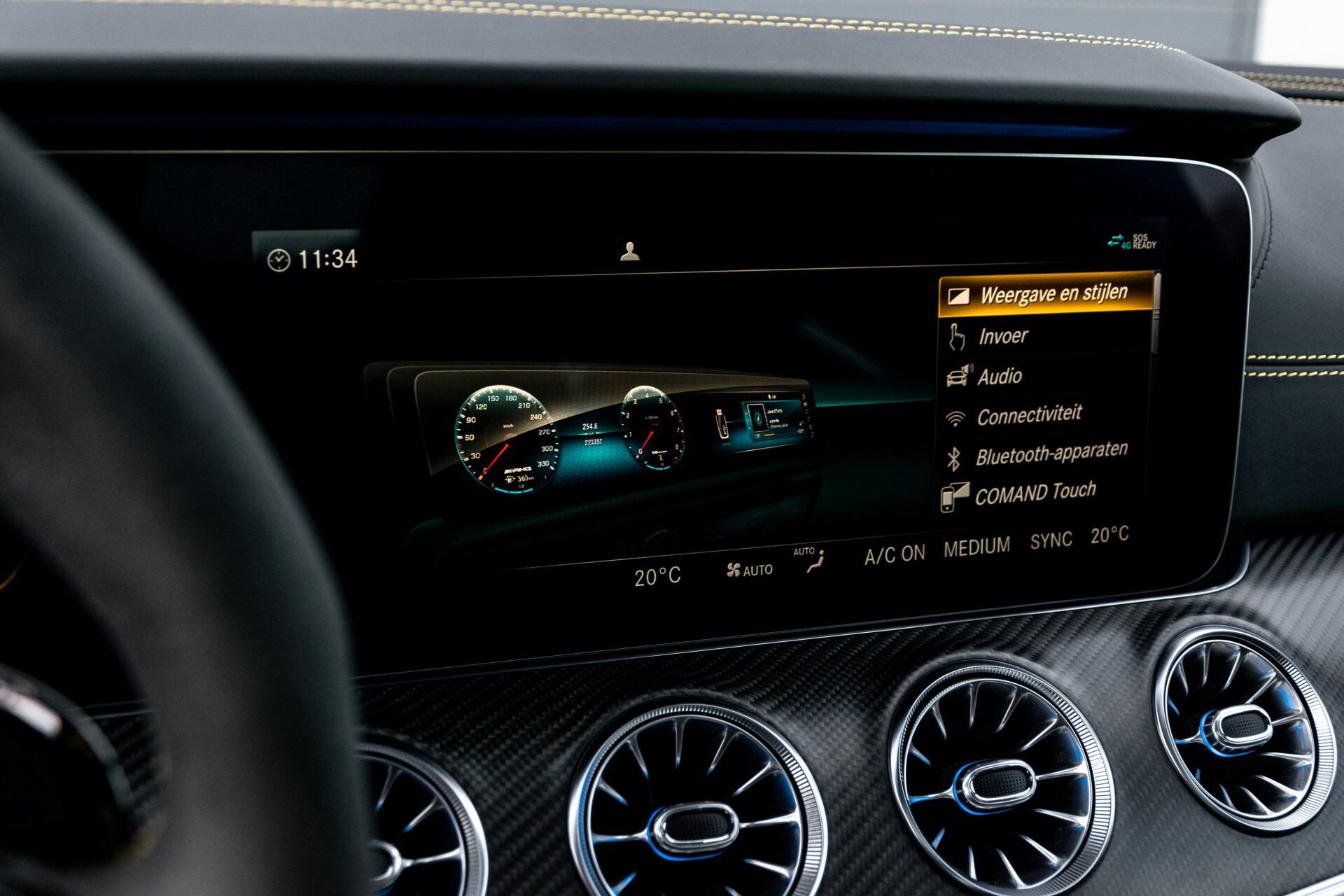 Mercedes-Benz AMG GT 4-Door Coupe 63 S 4MATIC+ Edition 1 Keramisch/Carbon/First Class/Dynamic Plus/Burmester High End 3D Aut9 Foto 45