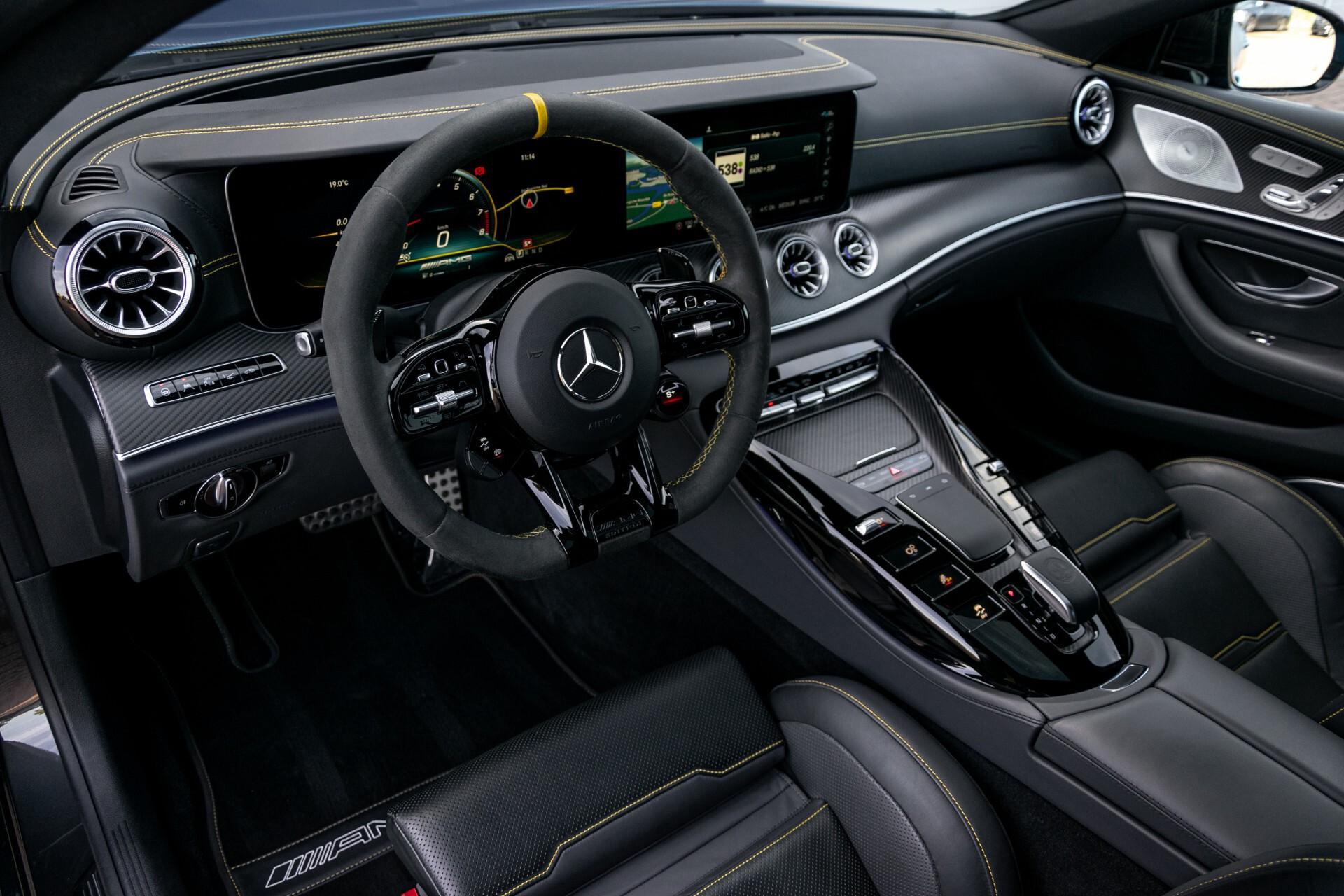 Mercedes-Benz AMG GT 4-Door Coupe 63 S 4MATIC+ Edition 1 Keramisch/Carbon/First Class/Dynamic Plus/Burmester High End 3D Aut9 Foto 46