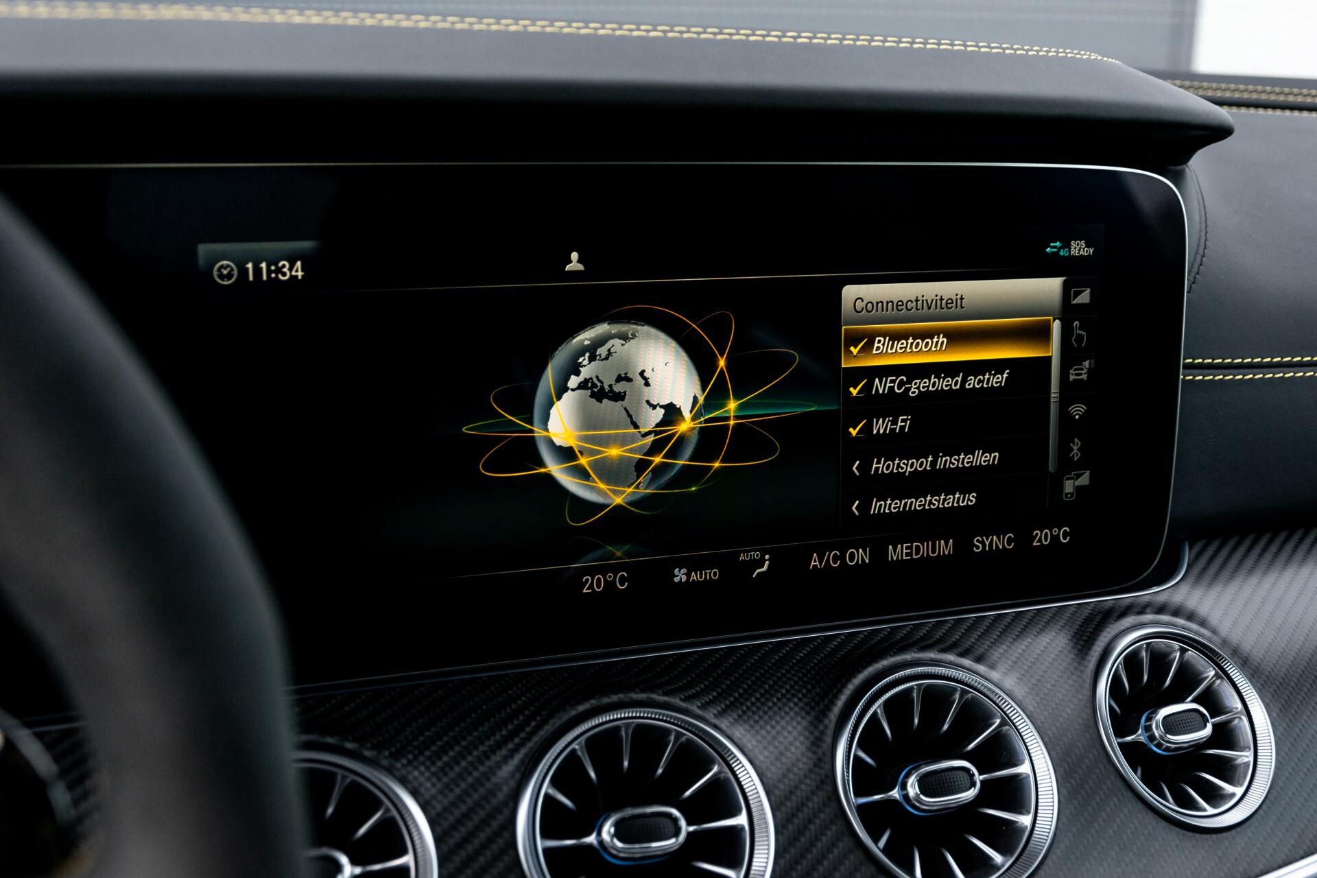 Mercedes-Benz AMG GT 4-Door Coupe 63 S 4MATIC+ Edition 1 Keramisch/Carbon/First Class/Dynamic Plus/Burmester High End 3D Aut9 Foto 47