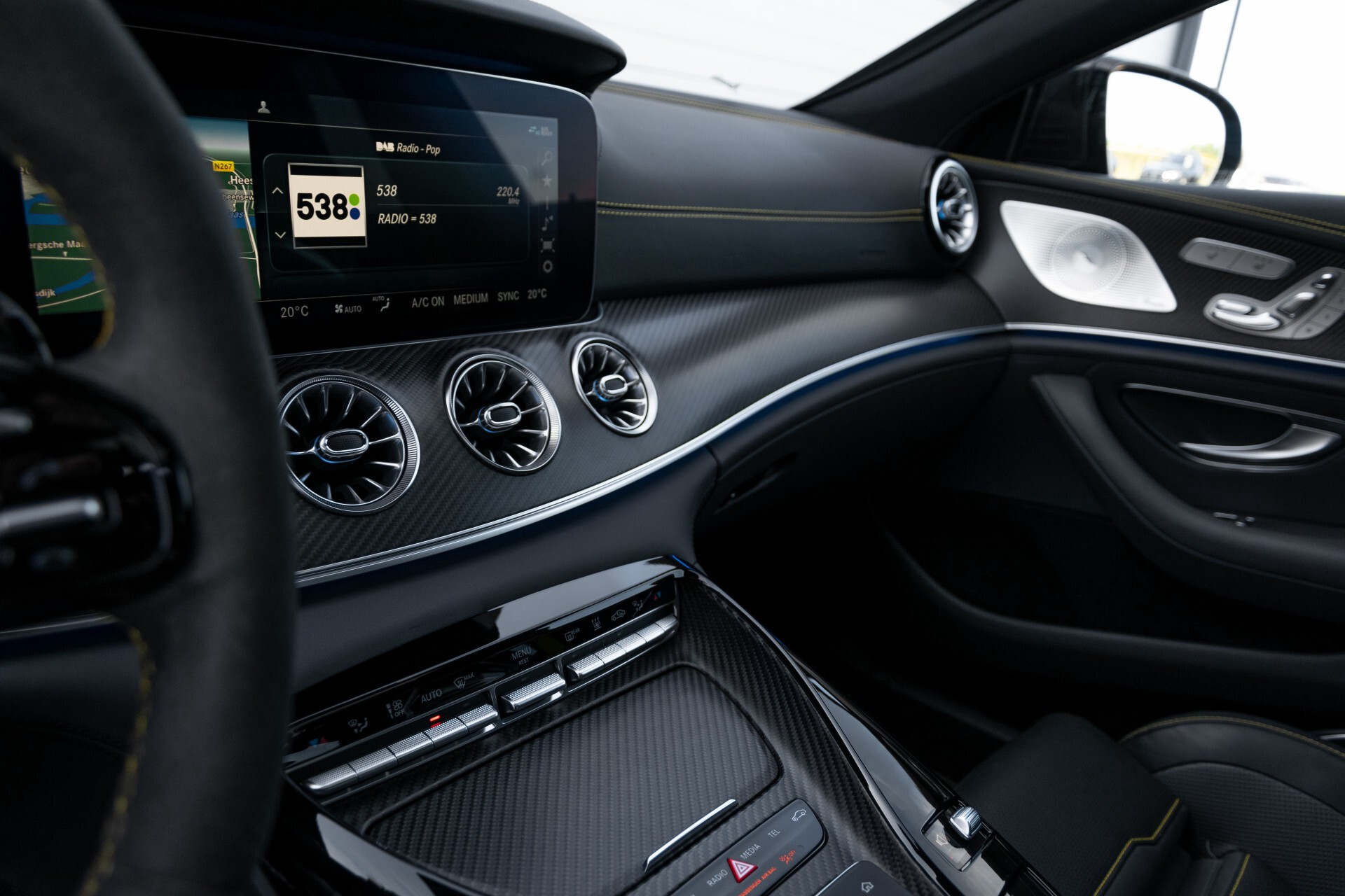 Mercedes-Benz AMG GT 4-Door Coupe 63 S 4MATIC+ Edition 1 Keramisch/Carbon/First Class/Dynamic Plus/Burmester High End 3D Aut9 Foto 48