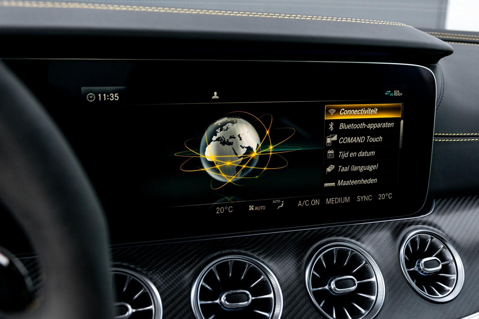 Mercedes-Benz AMG GT 4-Door Coupe 63 S 4MATIC+ Edition 1 Keramisch/Carbon/First Class/Dynamic Plus/Burmester High End 3D Aut9 Foto 49