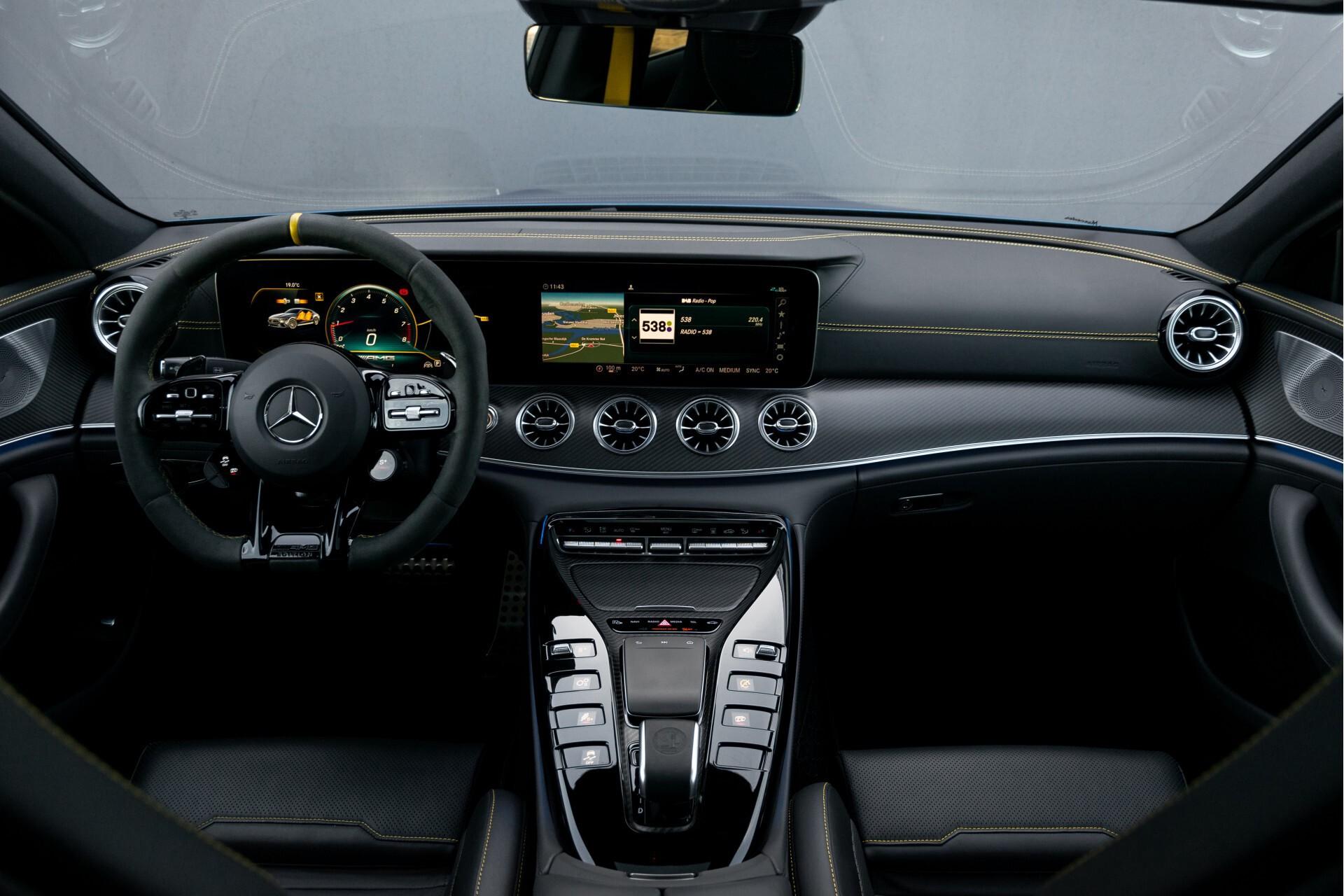Mercedes-Benz AMG GT 4-Door Coupe 63 S 4MATIC+ Edition 1 Keramisch/Carbon/First Class/Dynamic Plus/Burmester High End 3D Aut9 Foto 9